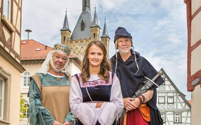 Historische Altstadt von Bad Wimpfen